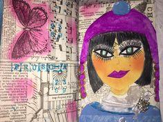 Art Journal By Heather Renee's chakracrap