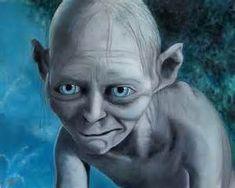 Hobbit Art, The Hobbit, Tolkien, High Fantasy, Fantasy Art, Gollum Smeagol, Lotr Trilogy, Concerning Hobbits, Knock Knock