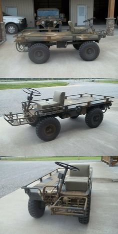 restored 1964 Vietnam Era Mule military for sale 6x6 Truck, Old Pickup Trucks, Big Trucks, Military Vehicles For Sale, Army Vehicles, Mobile Car Wash, Expedition Vehicle, Military Equipment, Truck Accessories