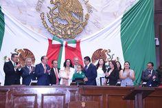 """La condecoración se entregó post mortem al Profesor Serafín Contreras Manzo y al Internado en Educación Primaria No. 2 """"Melchor Ocampo"""", de Pátzcuaro – Morelia, Michoacán, 11 de mayo de ..."""