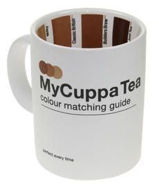 Cuppa Tea Anyone? Perfect gift for my Dad who always has to remind us how he likes his tea..