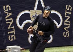 Quarterback Cam Newton is gearing up for the last game of the season against the New Orleans Saints.