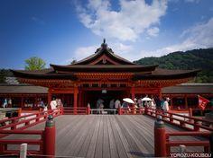 2013年:広島旅行 厳島神社 #31