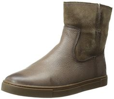 FRYE Women's Gemma Short Shearlingsvlos Winter Boot,  Grey, 9 M US >>> Continue to the product at the image link.