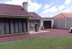 Stunning house that is situated in the popular area Risiville, near Hoërskool Drie riviere, Laerskool Risiville and Risiville Shopping Centre. This striking home offers you Pre-paid meter, distinguished kitchen with glass hob stove, extractor fan, granite counter tops, plenty of cupboard space. Spacious living areas tiled, family room and dining room.   3 Comfortable size bedrooms, main bedroom carpeted with stunning built in cup board mirror sliding door, 2 modern bath rooms, en suite bath… Burglar Bars, Door Games, Car Ports, Corner Bath, Extractor Fans, Pre Paid, Modern Baths, Double Garage, Real Estate Agency