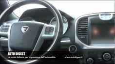 Lancia Thema MJet 3.0 V6 Executive : Test Drive Verità