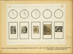 Kazimir Malevich Analytical Chart 1924-1927