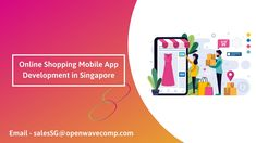 Get an Amazing Made for Your Business Today and Digitize It Completely! Call Openwave Computing Singapore Pte Ltd and Get the Best Online Shopping Ecommerce Solutions! Ecommerce App, Ecommerce Solutions, Mobile App Development Companies, Mobile Application Development, Juice Logo, Clothing Apps, Mobile Shop, Android Apps, Singapore