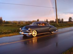 chevy business coupe - cool shot
