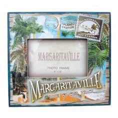 $19.95 Margaritaville picture frame lifestyle.margaritavilleretail.com