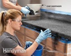 Ideas for the Kitchen: Renew Kitchen Countertops - Step by Step   The Family Handyman