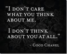 To celebrate the birthday of the woman that started it all. Belated Happy Birthday Coco Chanel!