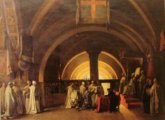 Canonisation de Jacques de Molay
