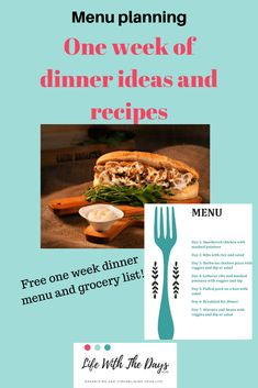 Menu planning ideas for dinner for the week, including printable recipes and grocery list, easy recipes on a budget. Chicken Mashed Potatoes, Leftover Mashed Potatoes, Dinner Salads, Dinner Menu, Dinner Ideas, Barbecue Chicken Pizza, Dinner This Week, Grilling Gifts, Easy Recipes