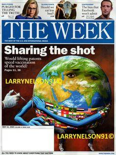 The Week Magazine, Talking Points, Magazines, Journals