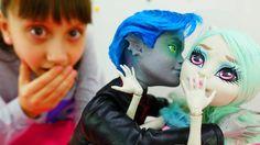 Детские игры для девочек и видео про куклы Монстер Хай: Детские игрушки ...