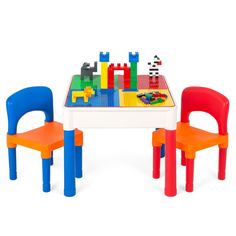 Desk And Chair Set, Kids Table And Chairs, Play Table, Kid Table, Children's Furniture Store, Storage Chair, Toddler Table, Block Table, Crafts For Kids To Make