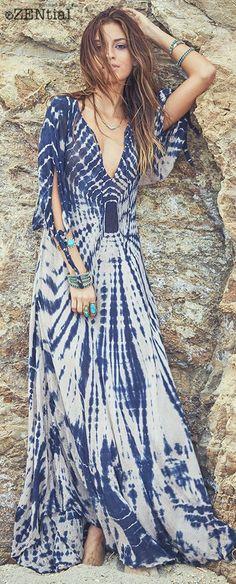 Die 12 besten Bilder von Sommerkleid blau in 2019