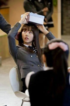ImageFind images and videos on We Heart It - the app to get lost in what you love. Child Actresses, Korean Actresses, Korean Actors, Korean Star, Korean Girl, Kim So Hyun Fashion, Who Are You School 2015, Korean Tv Series, Kim Sohyun