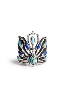 Peacock Ring - Accessories - Lucky Brand Jeans $35