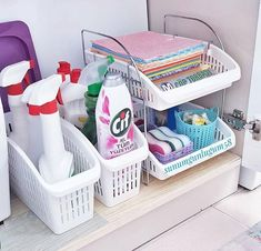 Trendy Home Hacks Organization Bathroom Kitchens Ideas Kitchen Drawer Organization, Home Organization Hacks, Closet Organization, Kitchen Storage, Storage Spaces, Home Decor Kitchen, Home Decor Bedroom, Wall Mounted Kitchen Shelves, Cleaning Walls