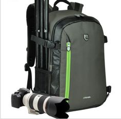 YAAGLE Oxford Large Capacity Multi-function Waterproof Anti-shock DSLR Gadget Camera Bag Professional Gear Photography Travel Backpack Rucksack with Inner Padding and Extra Rain Cover for Canon Nikon Sony Nikon Olympus Samsung Camera Backpack Travel, Dslr Camera Bag, Camera Case, Dslr Cameras, Reflex Camera, Digital Cameras, Rucksack Backpack, Laptop Backpack, Hiking Backpack