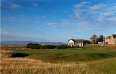 Royal Dornoch. Somewhere in the little town and golf course it surrounds, the invisible line between reality and dream world cuts through like a border. Trouble is, it moves every day. Step up to the tee, accept it, and let it all be.