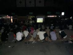 Terminal Poris Plawad Gelar Nobar Laga Final Piala Dunia 2018 Bersama Masyarakat - #PolsekCipondoh #Pelita #BeritaBanten #InfoBanten #Banten - http://bit.ly/2Jw4n0I