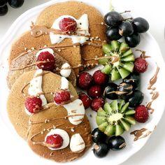 Breakfast at home with fruits and pancakes  Carpaccio de radis et tartare de crabe royal... Un délice  #food#organic#foodsg#igsg#sgig#healthy#healthyfood#glutenfree#paleo#primal#lowcarb#iifym#bbg#bbgfam#bbggirls#eatinglight#fit#fitfam#fitfood#fitgirl#fitness#foodpic#tasty#detox#green#veggie#tbc#sundayfunday#motivation#eatclean by charlenecharton