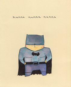 kitty Batman? best of both worlds.