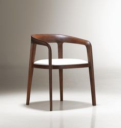 BERNHARDT DESIGN CORVO ARM CHAIR