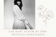 Ear Baby Album by Emo-Positive Songstress Baby Album, Debut Album, My Music, Emo, Positivity, Baby Scrapbook, Emo Style, Optimism