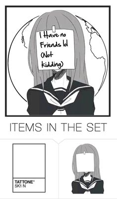 """""""No likes lol"""" by meep1213 ❤ liked on Polyvore featuring art"""