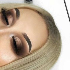 Gorgeous Makeup: Tips and Tricks With Eye Makeup and Eyeshadow – Makeup Design Ideas Glam Makeup, Cute Makeup, Gorgeous Makeup, Skin Makeup, Makeup Inspo, Eyeshadow Makeup, Makeup Inspiration, Makeup Ideas, Makeup Hacks