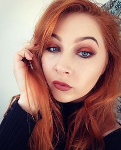 #mua #makeup #makeupartist #newcastle #orangemakeup #ginger #redhair #orangehair #mattelips #makeupblogger @narsissist @maccosmetics @nyxcosmetics @morphebrushes iPhone #photography Orange Makeup, Mua Makeup, Fall Makeup, Glitter Makeup, Iphone Photography, Matte Lips, Nyx Cosmetics, Newcastle, Red Hair
