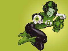 [Recomendación Comic] Jade, cuando Linterna Verde queda en familia - Neoverso : animé y comics