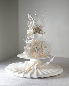 Pastillage Centerpiece, By Lisa Mansour.