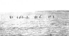 The Samoa Islands by Dr Augustin Kramer 1901 Net fishing.