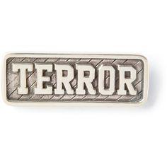 KTZ 'Terror' pin $72