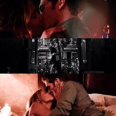 [3x09] Klamille only kissed in this episode and that makes me so sad i wanted more 😭