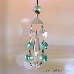 CrystalPlace.com - Magic Link Crystal Ornament C47-2