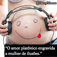 #gravidez #DeniMoore   ;  Deni Moore  @DenyMoore