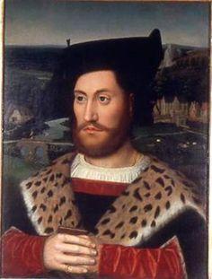 A Man,  ca. 1530  (Ambrosius Benson) (c. 1495-1550)  Carnegie Museum of Art, Pittsburgh, PA   64.11.7