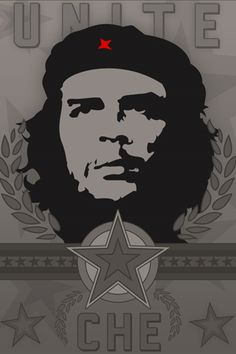 che+guevara+unite+-+Android+Wallpapers+HD