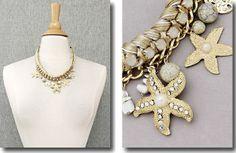 UnikLook Jewelry - THE star braided charm Necklace, $23.00 (http://www.uniklook.com/the-star-braided-charm-necklace/)