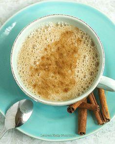 Apple Chai Latte