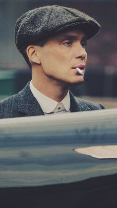 Tom Shelby - peaky blinders