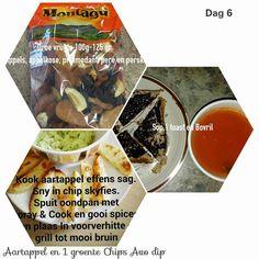 Dag 6 28 Dae Dieet, Dieet Plan, Saag, Dips, Oatmeal, Spices, Cooking, Breakfast, Sauces