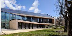 Galería - Vercors Massif Community Offices / Composite Architectes - 3