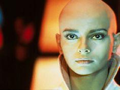 Persis Khambatta as  Lt Ilia from Star Trek